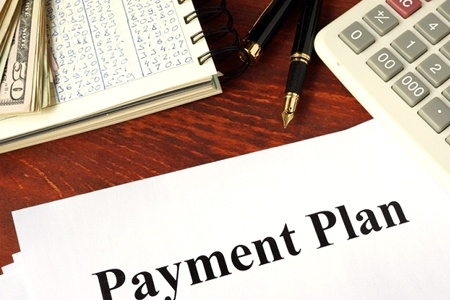payment plan application